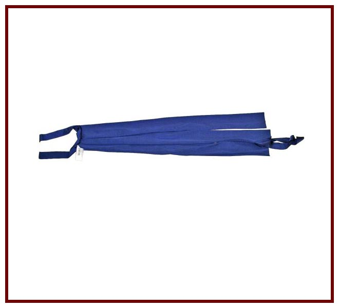 3 Tube Tail Bags (Solid)