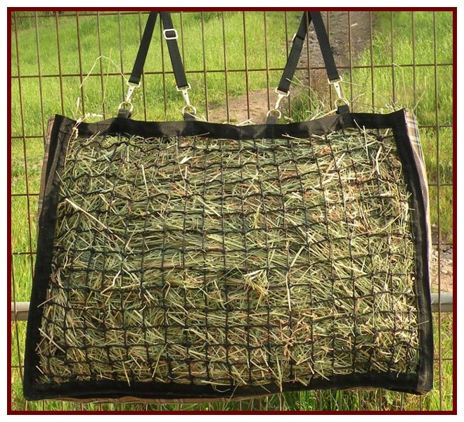 Kensington Slow Feed Hay Bag (4+flake)