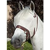 Kensington Natural fly Mask w/webbing trim