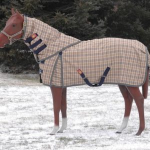 Curvon Heavy-Weight Turnout Blanket