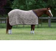 EOUS Print Fleece Horse Cooler