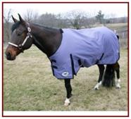 Horse Sense 1200D Heavy Turnout Blanket 400g