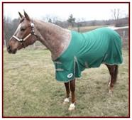 Horse Sense All-Around Cotton Sheet