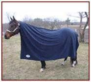 Horse Sense Fleece Coolers