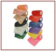 "4"" SyrFlex Cohesive Flexible Bandages"