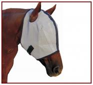 Horse Sense Fly Mask Arab(no ears/no extended nose)