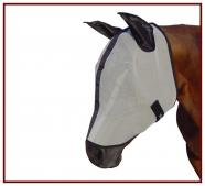 Horse Sense Fly Mask w/ Extended Nose &amp; Ears