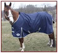 Horse Sense Turnout Rain Sheet 600D