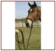Kensington Rope Halter w/ Adjustable Lead