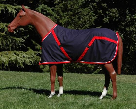 Curvon Custom Stable Sheet - Estrella Horse Blankets