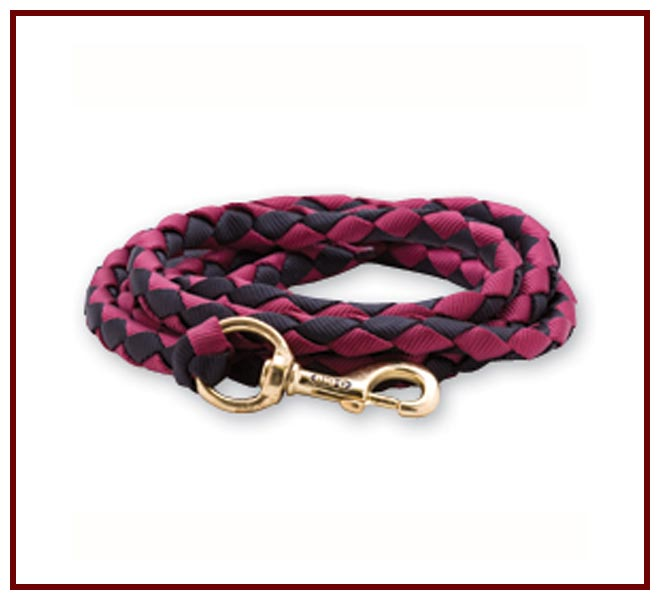 Nylon Hand Braided Lead