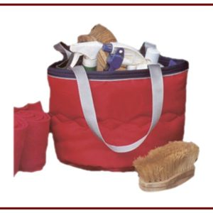 1000 Denier Round Tote Bag