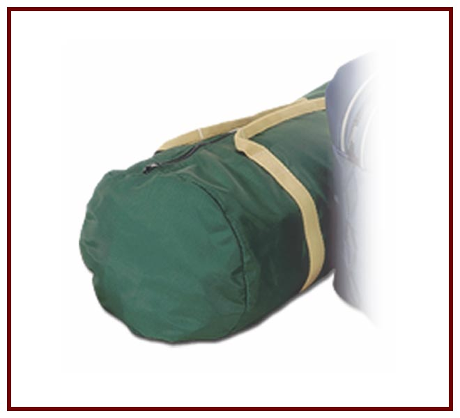 "10"" x 26"" Nylon Rigging Bag"