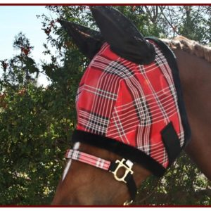 Kensington Fly Mask w/ Fleece Trim and Soft Ears