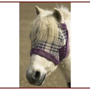 Kensington Mini Fly Mask w/ Fleece