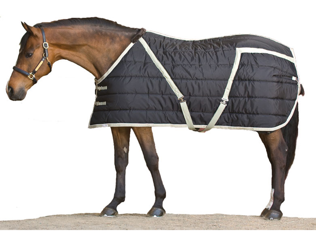 Blue Ribbon Quilted Stable Blanket